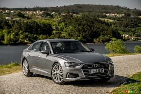 98 The 2019 Audi A6 Review Price Design And Review