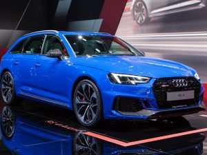 98 The 2019 Audi Rs4 Usa Exterior