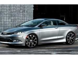 98 The 2019 Chrysler Cars Concept