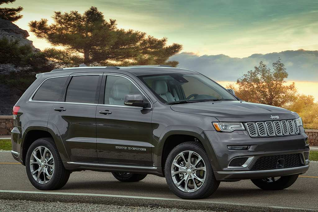 98 The 2019 Jeep Wagoneer Concept