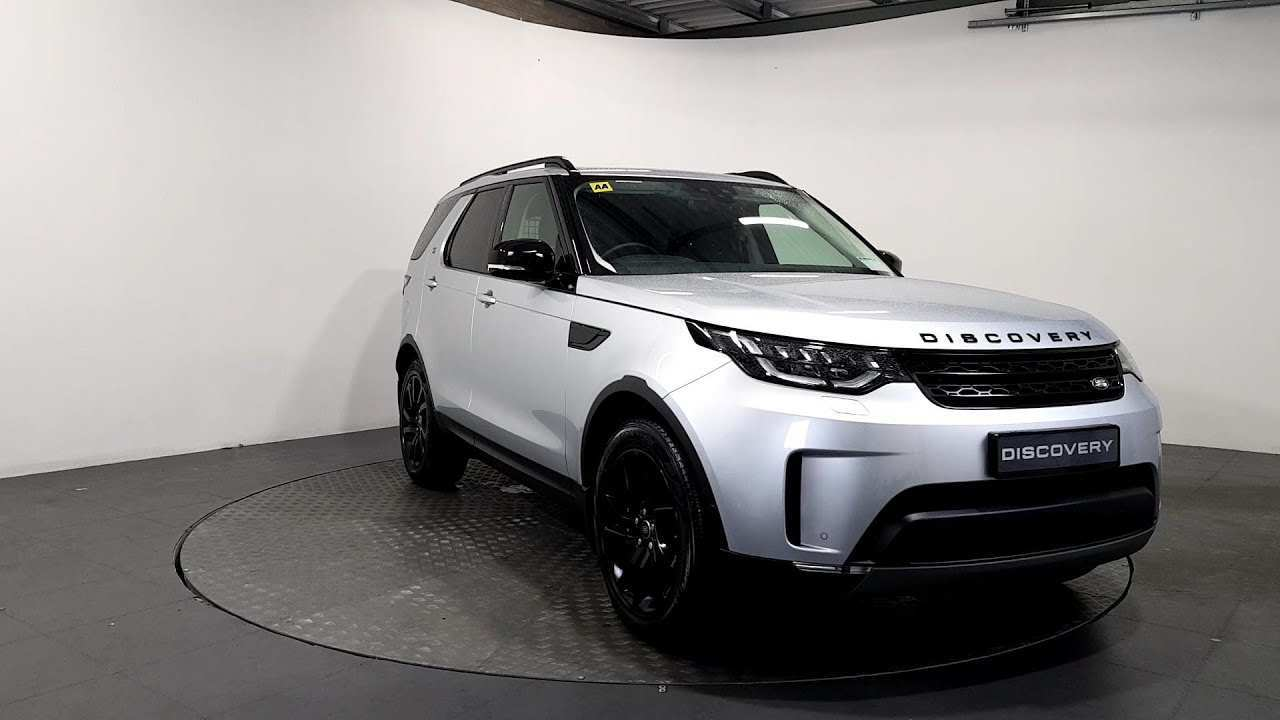 98 The 2019 Land Rover Commercial Spesification
