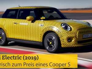 98 The 2019 Mini Electric Ratings