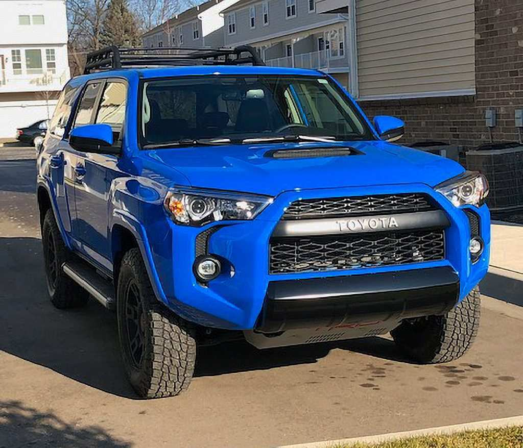 98 The 2019 Toyota 4Runner Trd Pro Review Prices
