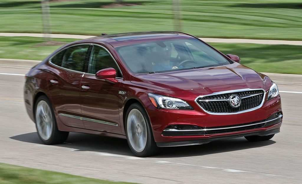 98 The 2020 Buick Park Ave Concept and Review