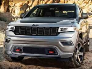 98 The 2020 Jeep Grand Cherokee Redesign Concept and Review