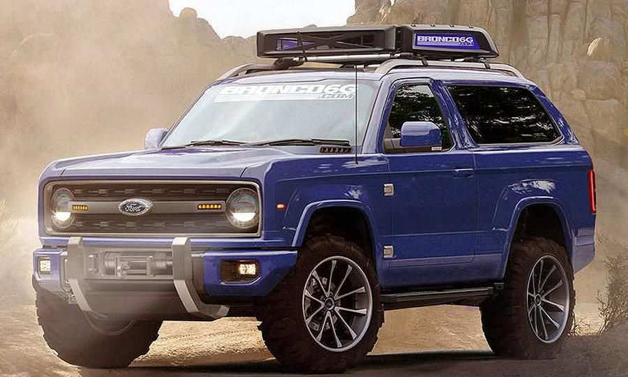 98 The Best 2019 Ford Bronco Price Exterior And Interior
