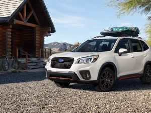 98 The Best 2019 Subaru Forester Spy Photos Redesign and Review