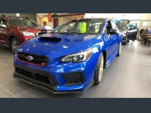 98 The Best 2019 Subaru Sti Ra New Model and Performance