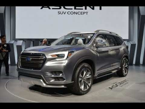 98 The Best 2020 Subaru Ascent Rumors Release