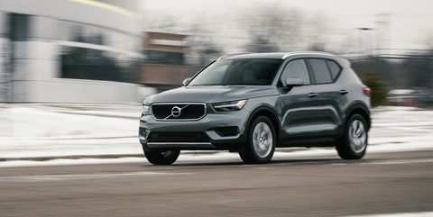 98 The Best 2020 Volvo Xc40 T5 Redesign