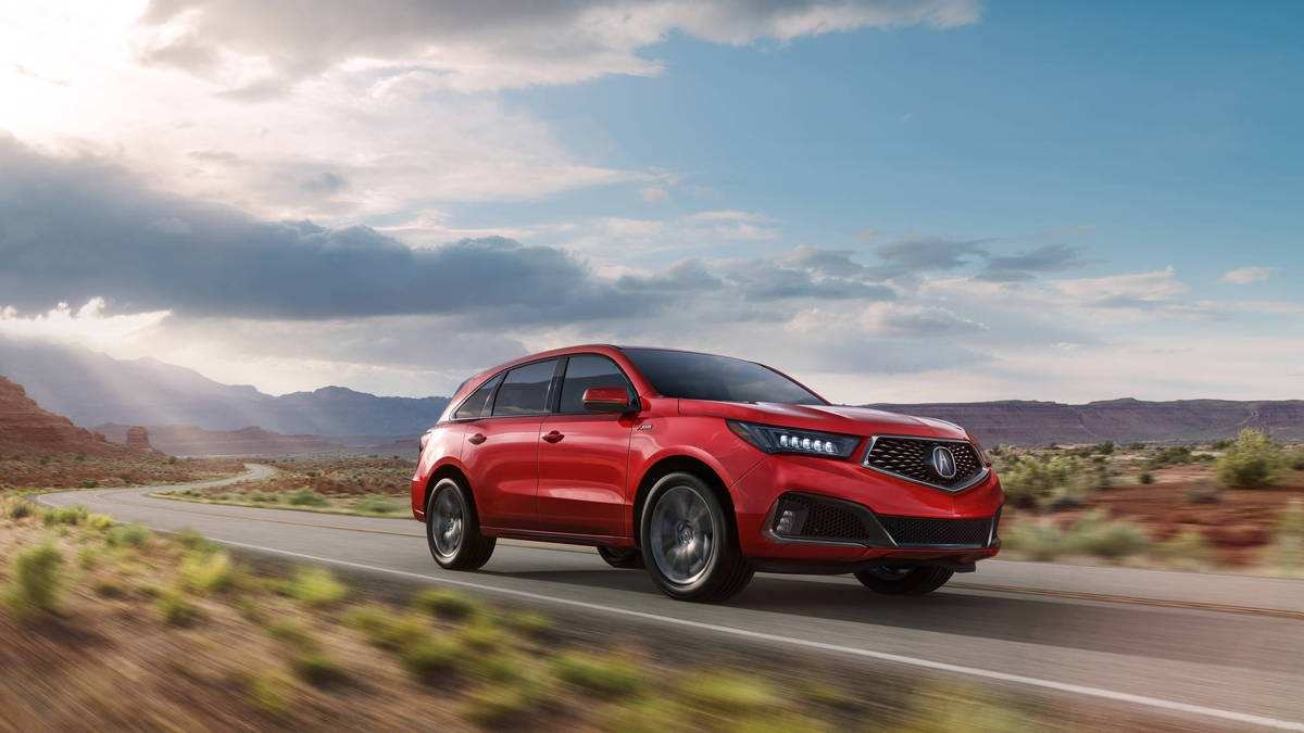 98 The Best Acura Mdx 2020 Release Date Price