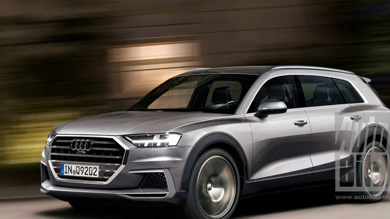 98 The Best Audi Q7 2020 Update Performance And New Engine