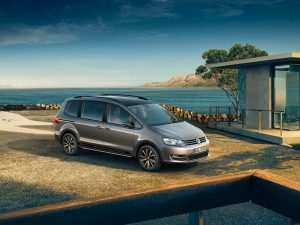 Future Volkswagen Sharan 2020
