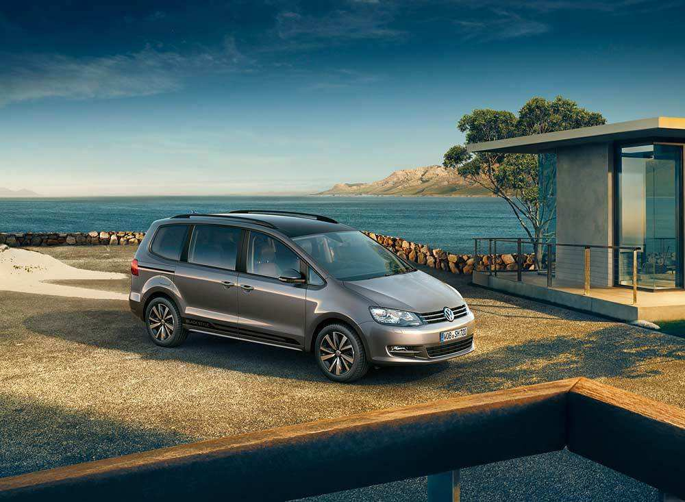 98 The Best Future Volkswagen Sharan 2020 New Model and Performance