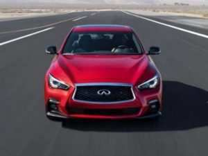 98 The Best Infiniti Q50 2020 Redesign New Review