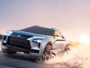 Mitsubishi New Models 2020