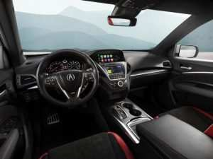 98 The Best New Acura Mdx 2020 New Concept