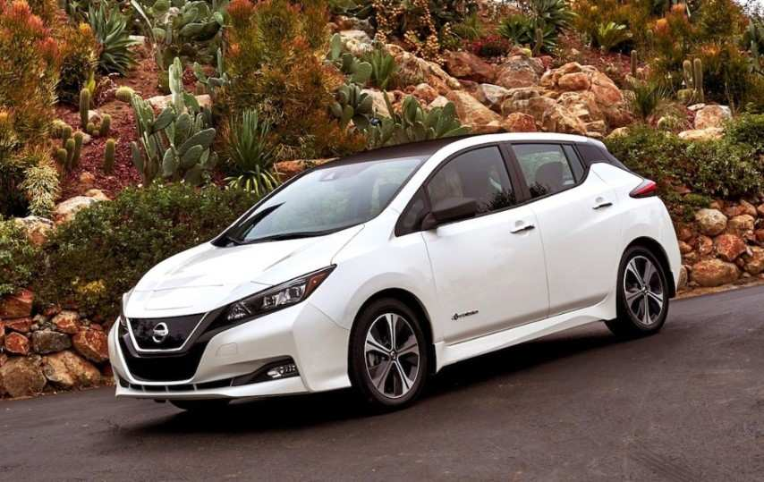 98 The Best Nissan Leaf 2020 Concept And Review