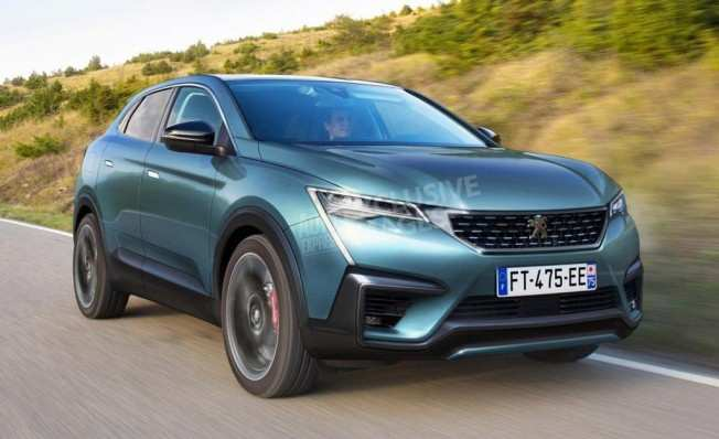 98 The Best Nouvelle Peugeot 2020 Redesign And Concept