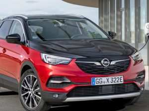 98 The Best Opel Grandland X Facelift 2020 New Model and Performance