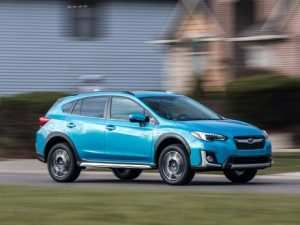 98 The Best Subaru Xv Hybrid 2019 Price and Review