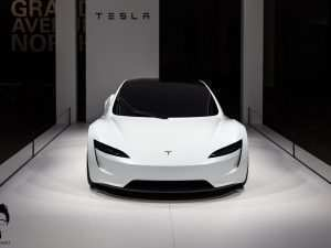 98 The Best The 2020 Tesla Roadster Exterior and Interior