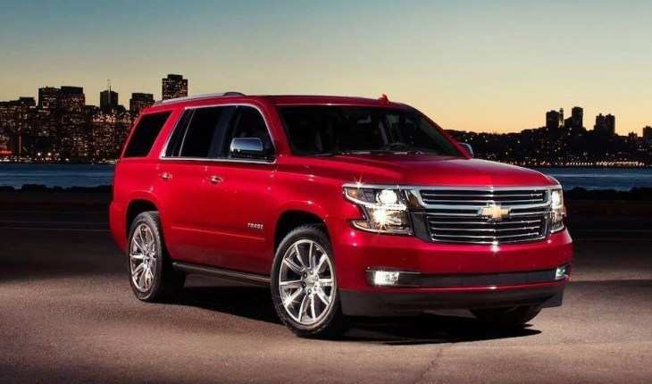 98 The Best When Will The 2020 Chevrolet Tahoe Be Released Release Date and Concept