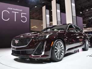 98 The Best Youtube 2020 Cadillac Ct5 Exterior and Interior