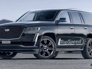98 The Cadillac Suv 2020 Release