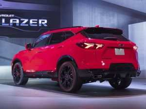 98 The Chevrolet Blazer 2020 Price New Model and Performance