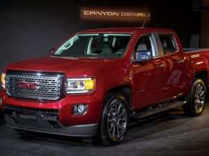 98 The Gmc Canyon Denali 2020 Speed Test