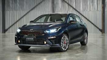 98 The Kia Forte Hatch 2020 Performance