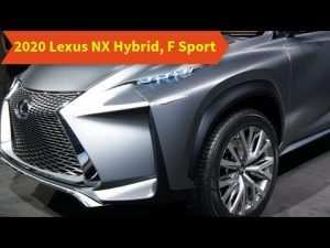 98 The Lexus Nx 2020 News Price Design and Review