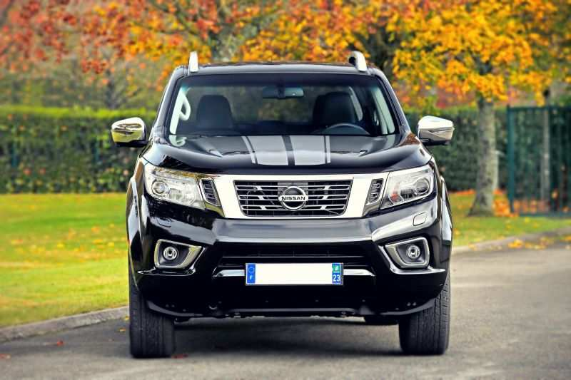 98 The Nissan Navara 2020 Model Wallpaper