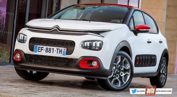 98 The Nouvelle Citroen 2020 Review And Release Date