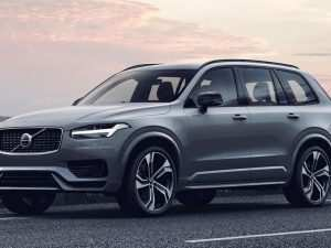 98 The Volvo New Xc90 2020 Performance