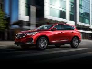 98 The When Does The 2020 Acura Rdx Come Out Release Date and Concept