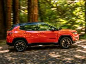 99 A 2019 Jeep Compass Review Model
