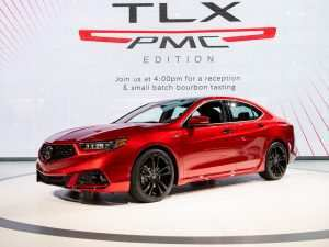 99 A 2020 Acura Tlx Pmc Edition Hp Review and Release date