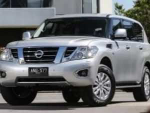 99 A New Nissan Patrol 2019 Speed Test