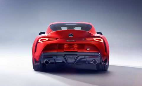 99 A Pictures Of The 2020 Toyota Supra Pricing