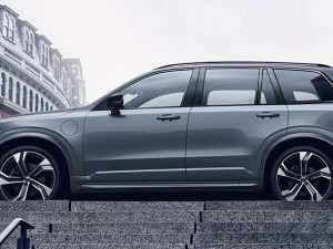 99 A Volvo Suv 2020 Exterior and Interior