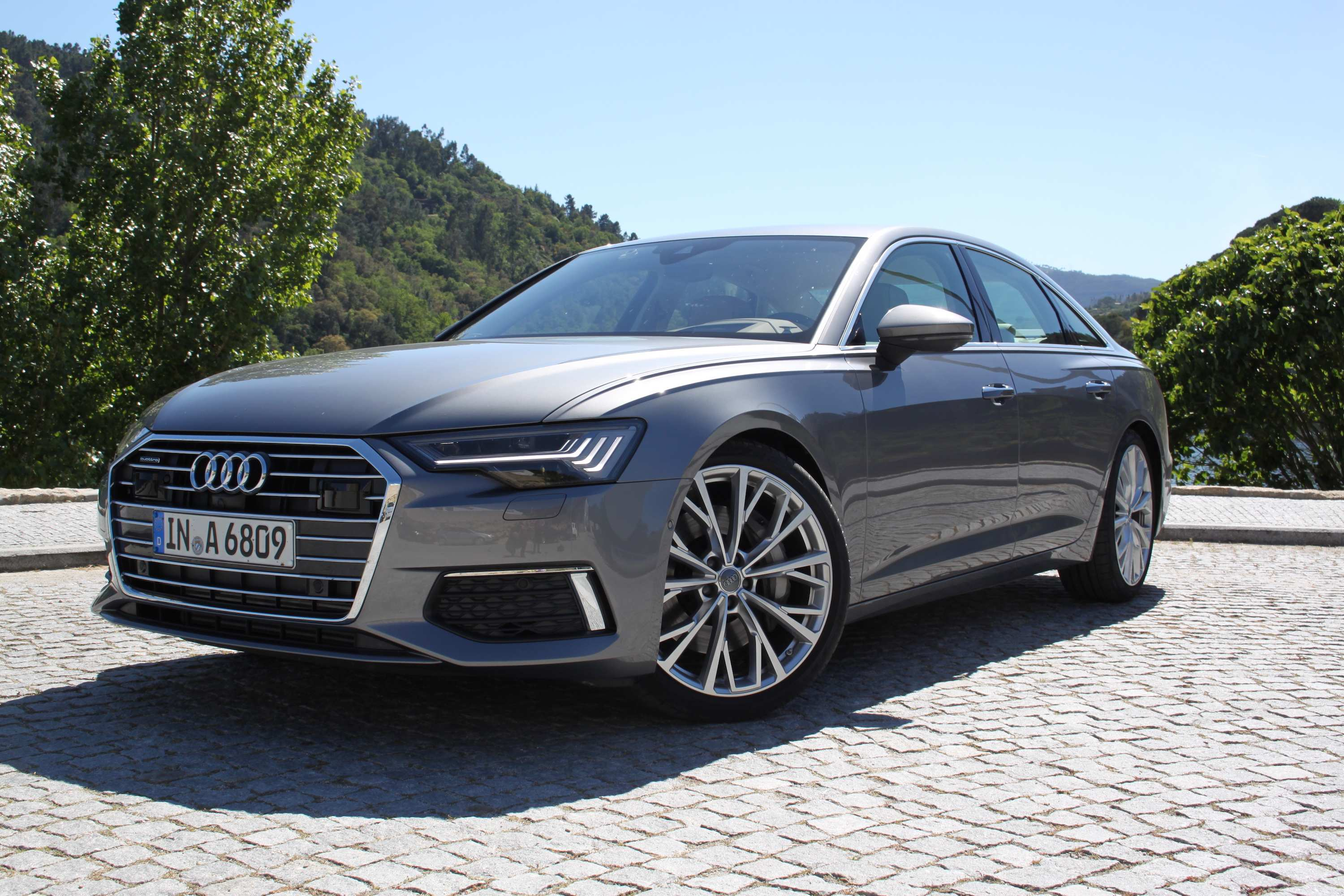99 All New 2019 Audi A6 Review Exterior