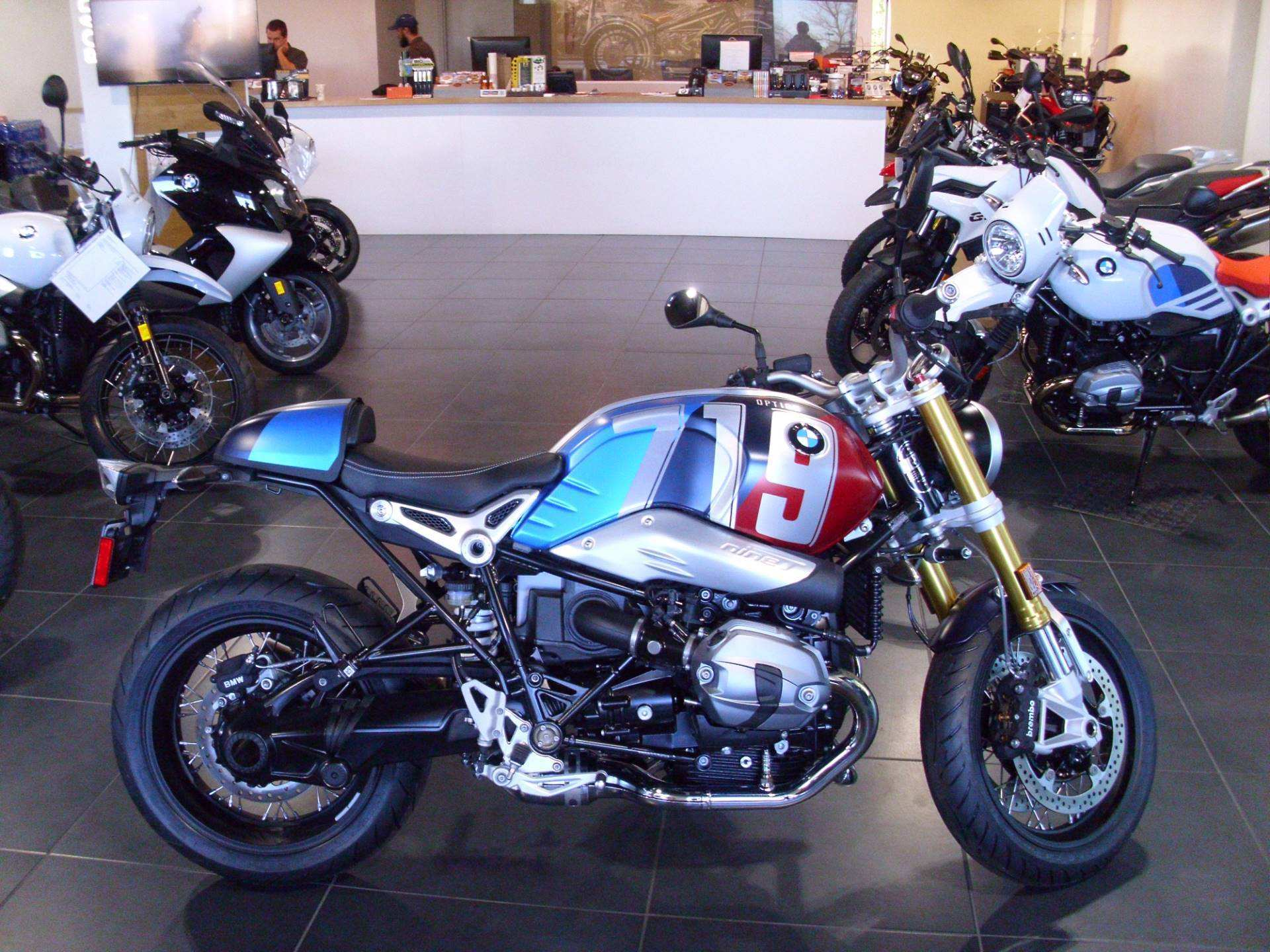 99 All New 2019 Bmw R Nine T History