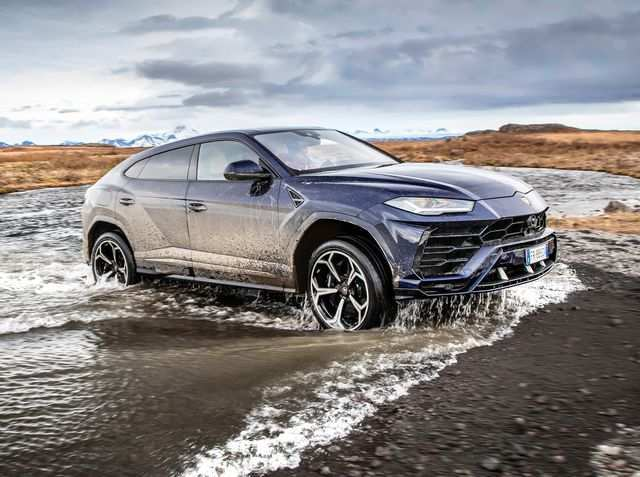 99 All New 2019 Lamborghini Urus Price Concept