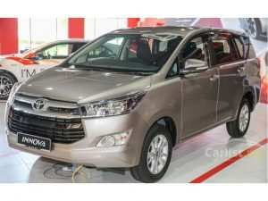 99 All New 2019 Toyota Innova Configurations
