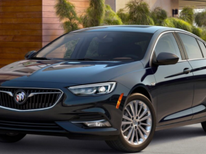2020 Buick Grand National