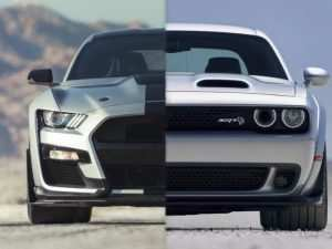 99 All New 2020 Mustang Gt500 Vs Dodge Demon Review