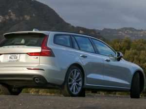 99 All New New 2019 Volvo V60 Pricing