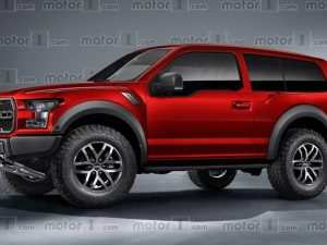 99 Best 2020 Ford Bronco July 2018 Redesign